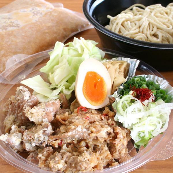 【生麺】もつ入!!つけ麺【麺メニューは受け取り日の前日までの注文】