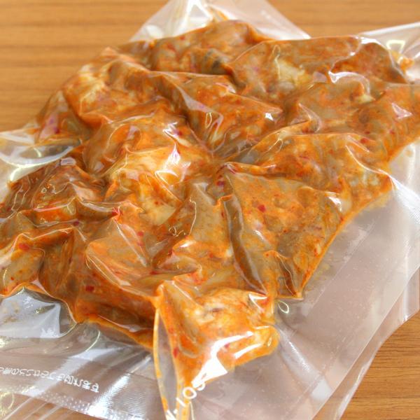 【真空パック】単品もつ味噌味(200g)