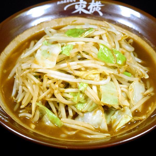 濃厚味噌らーめん(割りスープ付)