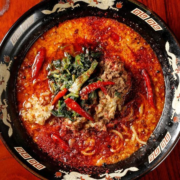 激辛四川麻婆麺
