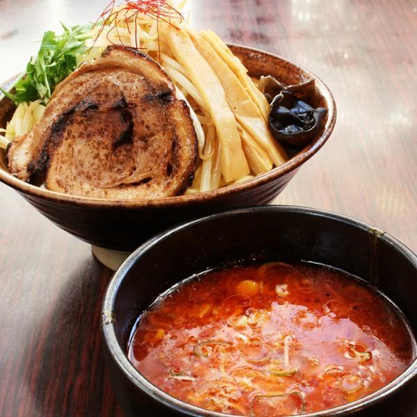 【期間限定】辛つけ麺(旨辛or激辛)