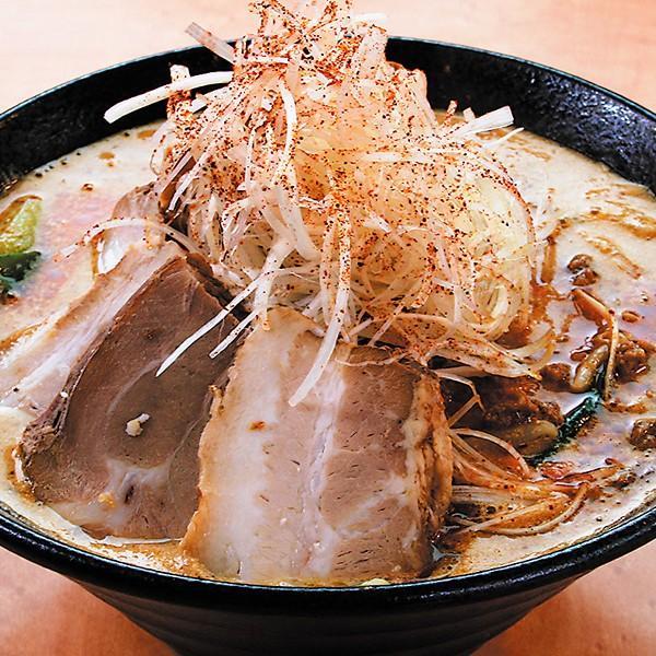 胡麻坦々チャーシュー麺