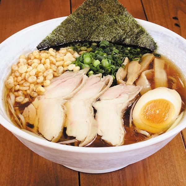 【期間限定一日30食】冷しラーメン