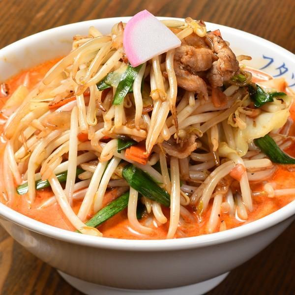 辣椒味噌タンメン