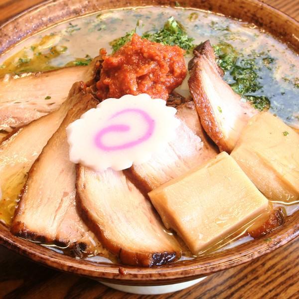 辛味噌ちゃーしゅう麺