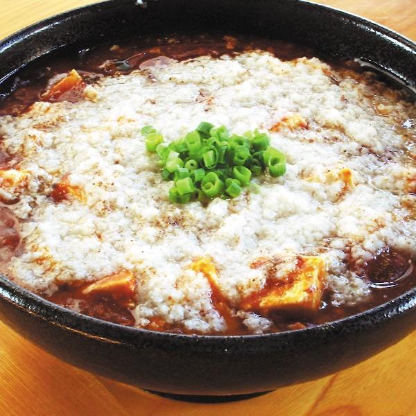 【限定麺】汁なし背脂マーボー麺(小ライス付)