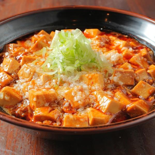 背脂麻婆麺