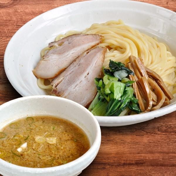背脂煮干つけ麺(太麺)