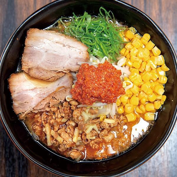 【期間限定麺】旨辛味噌