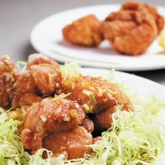 超人気のサイドメニュー『油淋鶏』(6個入)