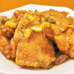 鶏肉のレモン和え(2個)
