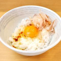 名古屋コーチン卵かけめし