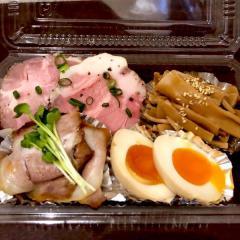 お土産晩酌セット(半熟玉子×メンマ×肉二種)