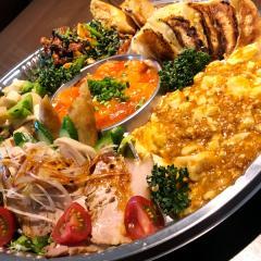 中国料理オードブル