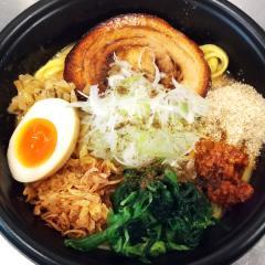 【テイクアウト限定麺】汁なし担々麺