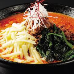 【冷凍】濃厚チーズ味噌担々麺(2食入り)