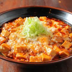 【復活】背脂麻婆麺