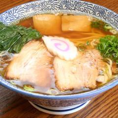 らぁ麺(醤油)