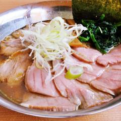 Wチャーシュー麺