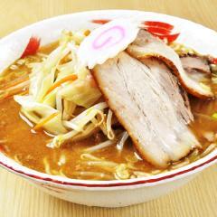 みそラーメン(炒め野菜増し)