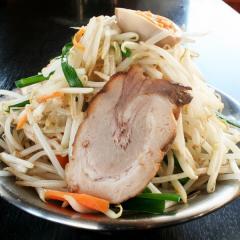 野菜ラーメン(醤油or塩)