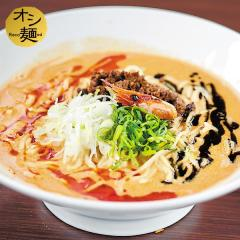 海老寿久担々麺