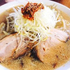 【期間限定麺】冬の味噌・塩麹