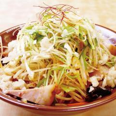 辛葱野菜味噌ラーメン