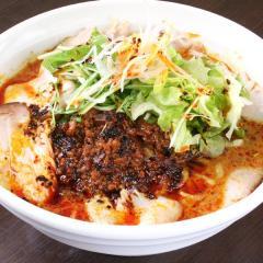 担々チャーシュー麺