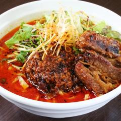 担々牛肉麺