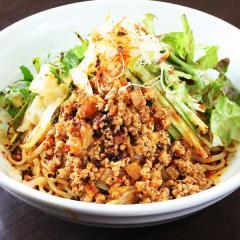 汁なし担々麺(温or冷)