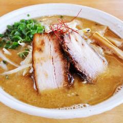 熟成味噌らぁ麺