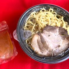 叉焼濃厚味噌らーめん(割りスープ付)