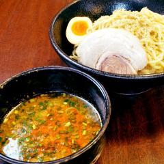 つけ麺 ゴマ味噌(温盛りor冷盛り)