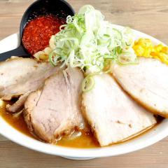 【限定】特野菜辛子みそラーメン