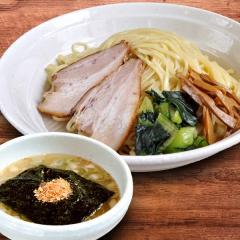 えび塩つけ麺(細麺)