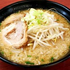 【限定麺】背脂みそラーメン