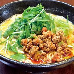 新味・濃口担々麺