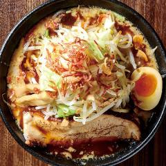 【期間限定麺】全集中エビミソ神楽
