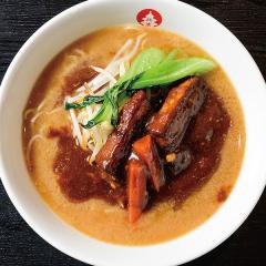 酒粕扣肉湯麺※クールータンメン(角煮ラーメン)