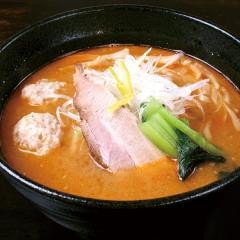 【1月末迄限定】かぐら味噌白湯そば