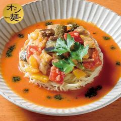 南仏風発酵トマトの冷製麺