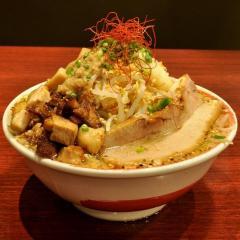 【1000円限定麺】味噌の頂 関野山