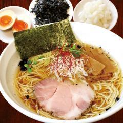 【1000円限定麺】店主お勧めトッピング組み合わせ鶏だし醤油ラーメン